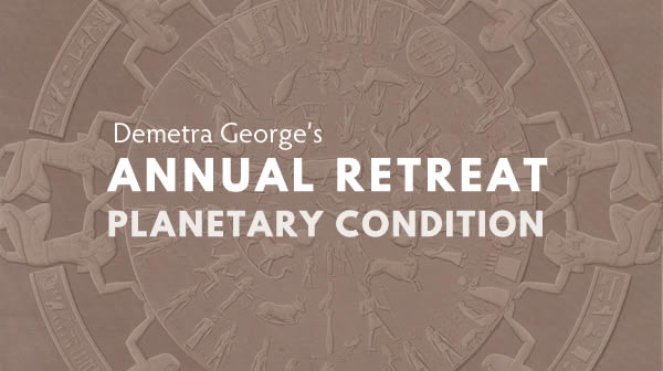 Planetary Condition Astrology Retreat