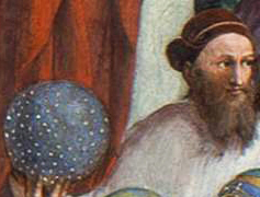 Hipparchus by Raphael