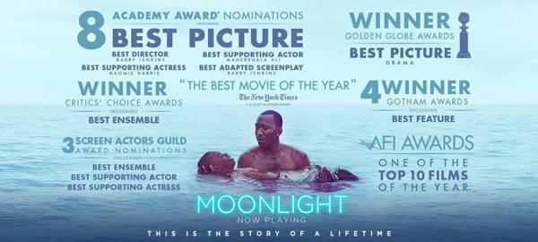 Moonlight film poster