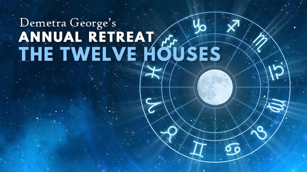 Astrology retreat Houses